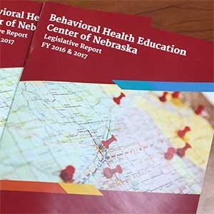 Behavioral Health brochures