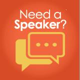 Need A Speaker?